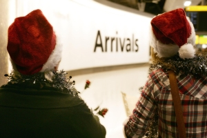 CHRISTMAS EXODUS GETS UNDERWAY AT HEATHROW HEATHROW READIES FOR